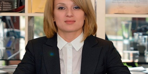 Madalina Calcan